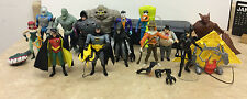 Kenner Batman Animated Series Action Figure & Batmobile Lot! See Pics!