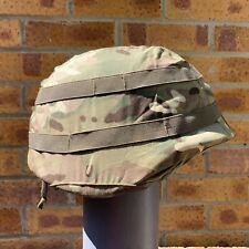 NEW British Army-Issue Mk 7 MTP Helmet Cover /& Cam Strips Size Large.