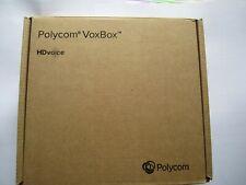 POLYCOM 2200-49000-025 VOXBOX SPEAKERPHONE NEW OPEN BOX
