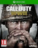 .Call of Duty World War II 2 Xbox one MINT Same Day Dispatch 1st Class Quick Del