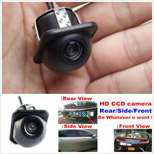 Universal Car Front Rear Side View CCD Camera Backup Reverse Parking Camera Mini