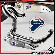 Termignoni D129+D130 Komplett Auspuff Race Titan Ducati 1199 Panigale 12>15