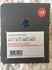 Rangers Fc Shorts New with tags