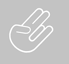2 Shocker Hand Auto Aufkleber Sticker JDM OEM DUB Tuning dapper illest Racing