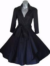 Vestiti da donna stile anni'50, rockabilly nero