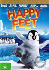 HAPPY FEET 1 : NEW DVD