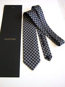Valentino New Tailoring Satoriale Silk Genuine Made IN