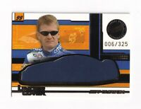 2004 Eclipse UNDER COVER DRIVER GOLD #UCD15 Jeff Burton BV$10! #006/325! SCARCE!