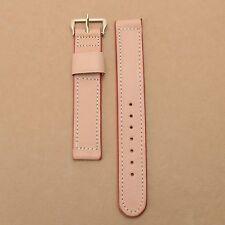 GEMEX Stiched 5/8R Norwegian Calfskin Vintage Blonde Watch Band NOS No.900