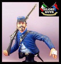 1/8 Scale Glory Guys ACW Infantryman Union   Resin Bust Kit