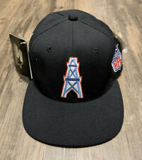 New listing Vintage 90s Houston Oilers NFL Starter Hat NWT Tennessee Titans Strap Back Cap