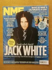 NME MARCH 24 2012 STONE ROSES LILY ALLEN KURT COBAIN AMY WINEHOUSE JACK WHITE