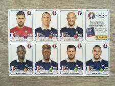 Panini Euro 2016 - France Update Extra Stickers