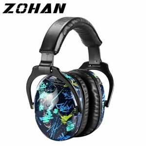 Shooting Headphones Noise Reduction For Kids Hunting Shooter Safety Protection
