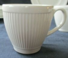 """WEDGWOOD WINDSOR EMBOSSED RIBBED 2-7/8"""" CUP - SET OF 4"""