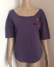 VIVIENNE WESTWOOD RED LABEL ORGANIC COTTON WOMAN TOP SIZE L BNWT