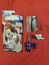 Transformers War Cybertron Lot Metalhawk Vector Prime Firedrive targetmaster