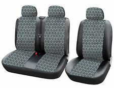 Sitzbezüge VW LT T4 T5 Schonbezüge 1+2 TRANSPORTER Sitzschoner Sitzbezug AS7343
