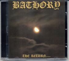 "Bathory ""The Return..."" 1985, CD"