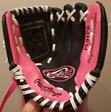 """Rawlings, Youth Glove Pink, T-Ball, Pink, Ages 3-5, Rht 9"""""""