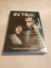 IN TIME (DVD, 2012) NEW