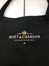 MOET & CHANDON CHAMPAGNE FULL LENGTH APRON