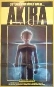 Katsuhiro Otomo - AKIRA Promo Poster [Original Marvel / Epic series]