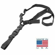 Condor #US1008 Tactical One Point Rifle Sling Black