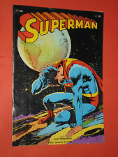 SUPERMAN ALBI DEL FALCO NEMBO KID  N° 639 -b -MONDADORI-con tagliando  bat club