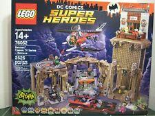 Lego DC Comics Super Heroes Batman TV Series Batcave #76052