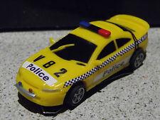 Holden Commodore Monaro HSV GTO Coupe Police car 1/64 model car
