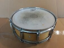"""PEARL SNARE DRUM NATURAL STAIN 14"""" X 6"""""""
