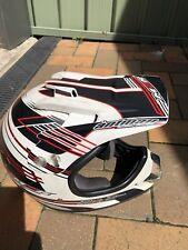 Motorbike helmet Kids M2R Size Medium