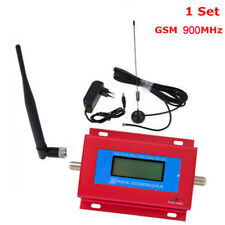 GSM 900MHz Mobile Cell Phone Signal Booster Repeater Amplifier Antenna Kits
