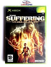 The Suffering Xbox Nuevo Precintado Retro Sealed Brand New Videogame PALSPA