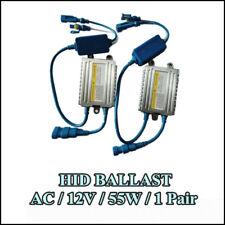2x AC 55W 12V Quick Start Fast Bright Slim HID Digital Ballast Replacement