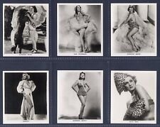 Carreras FILM and STAGE BEAUTIES (LF54) - 1939 SET