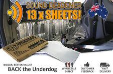 Car Audio Sound Deadener Sound Proofing deadener extreme CHEAPEST ON EBAY