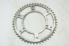 TA DURALUMIN 48T VINTAGE ROAD RACING BICYCLE ALLOY CHAINRING, 3 BOLT 116MM BCD