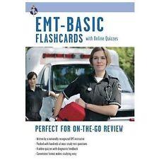 EMT Flashcard Book [EMT Test Preparation]