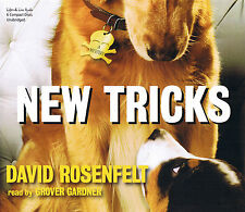 New Tricks 6-CD Unabridged Audiobook - David Rosenfelt - New - FREE SHIPPING