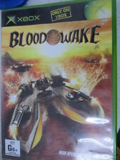 Blood Wake Original Xbox PAL Version