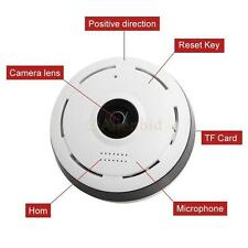 HD 1.3MP 360 Degree Wireless IP Camera Panorama WIFI Webcam 960P Two-way Audio