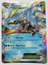 Kyurem ex - 30/101 BW Plasma Blast - Ultra Rare Pokemon Card