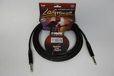 KLOTZ La Grange Superior GUITAR CABLE 15 FT STRAIGHT TO STRAIGHT PLUGS