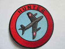 Hunter Embroidered Iron or sew on Patch P049