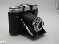 Zeiss Ikon Nettax 6x6 Mittelformat-Kamera Objektiv Novar-Anastigmat 4,5/75 mm