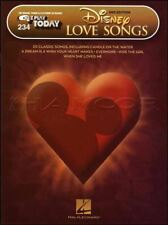 E-Z Play Today Disney Love Songs 2nd Edition Sheet Music Book SAME DAY DISPATCH