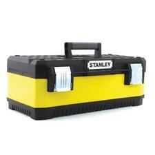Stanley Werkzeugbox Metall-Kunststoff 20 Zoll Toolbox Werkzeugkasten