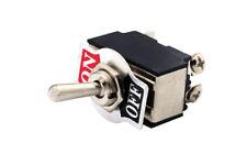 Commutateur à bascule interrupteur a verrouillage un / sur / OFF 12V DC 20A